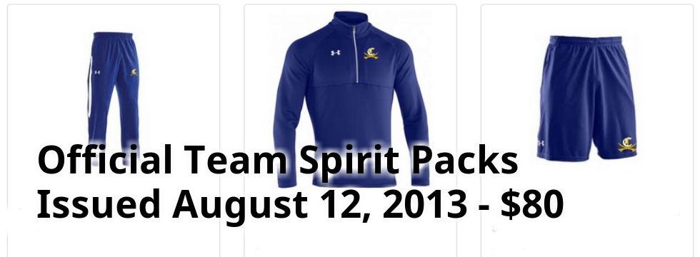 chf spirit pack